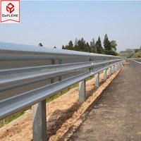 DeFLEXE Highway Guard Rails