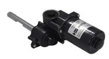 dc gear motor for side step in SUV car 40w 24v