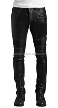 2015 Top Fashion New Mens Leather Trouser , Pants, Jeans / Ai786-354