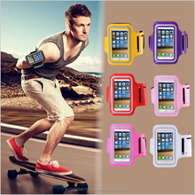 Wholesale Waterproof Workout Brush Cover Gym Case for Apple iphone 5 5S Holder +Key Slot Casual Sport Accessories Arm Band