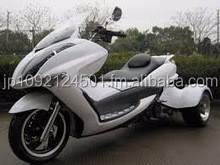 USED 300cc Trike Motorcycle Water Cooled Three 3 Wheels
