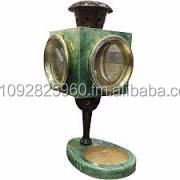 Discount Offer for Aldo Tura lantern in green parchment