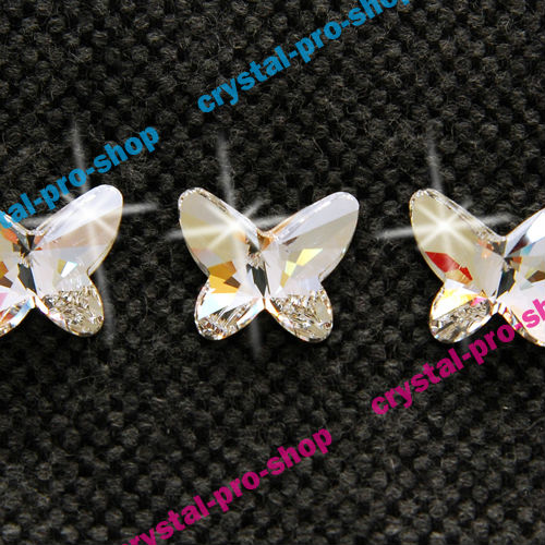 1pc Swarovski ® Jonquil Butterfly 18mm Pendant