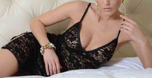 MADE IN ITALY ART. 27849 WOMAN UNDERWEAR WITH LACE