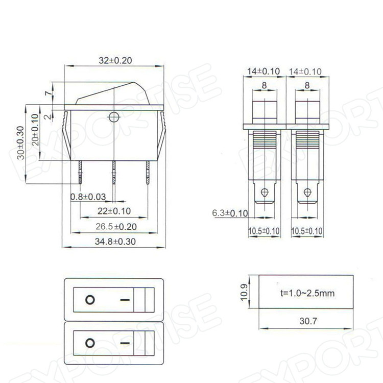 high quality kema rocker switch with free sle buy kema rocker switch rocker switch wiring