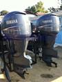 usado yamaha f250 250 hp 250hp 4 tempos motor de popa motor