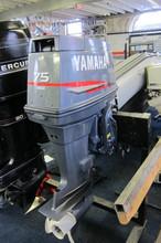Used Yamaha VF225LA Outboard Motor Four Stroke V Max SHO