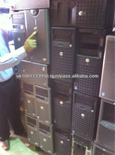 Computer Scrap Server Towers / Racks Recycling /Gold / Steel Recovery