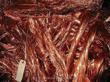 Copper Wire Scrap 99.99% Copper GRADE A Grade A