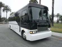 2005 Tuxedo Style Freightliner Craftsman Built Party Bus for Sale #4014