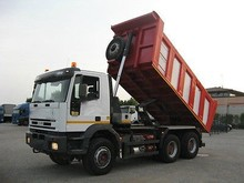 Used Iveco 380 E 6x4 Tipper - Left Hand Drive - Stock no: 12821