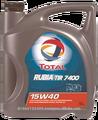 Total Rubia TIR 6400 15W40 5Liter (box 3x5L)
