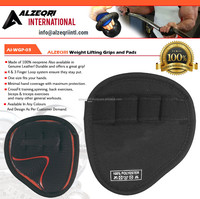 Neoprene Weightlifting Gym Pads/Leather Grip Pads