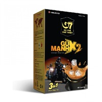 G7 Gu manh 3in1 instant coffee