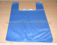 Manufacturer for t shirt plastic bags wholesal (skype: salestnp01)