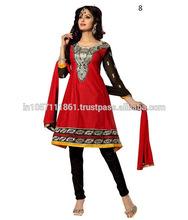 vestidos de algodón hecha en la india
