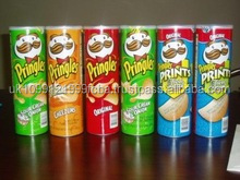 Pringles Steet Mayo Chees /Honey Mustard (Potato Crisp