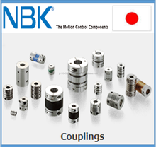 Productivity improvement and Easy assembling types of pump coupling NBK NABEYA coupling with multiple functions made in Japan
