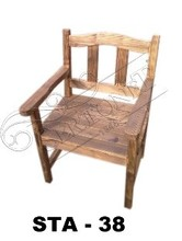 antique wood carved arm chair for sale