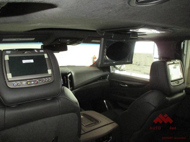 2015 Cadillac Escalade Esv 4x4