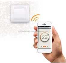 Thermostat MCS 300 with built in Wi-Fi module and application for mobile devices iOS, Android and WinPhone