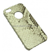 Python leather cover for iphone 5 SPC-001