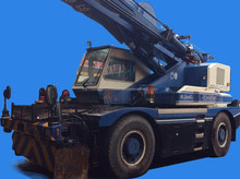 Kato make 25ton truck mounted crane for sale