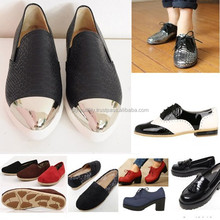 2014 2015 womans fashion loafer oxford casual shoes Made in Korea 1 pair available various styles