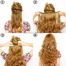 Reliable and Durable charming hair extension for daily use , small lot order available