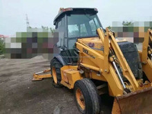 CASE 580L backhoe loader