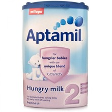 Aptamil, nutrilon, hipp, nan, nido, karicareนมผงทารกในสต็อก