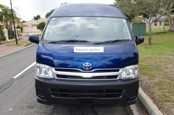 2009 Toyota Hiace Commuter High Roof Super Automatic Bus