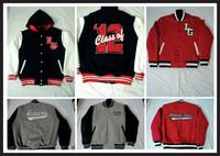 Varsity Jackets / Custom Varsity Jackets / Varsity Letterman Jackets