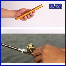 cheap price mini fishing rod of pen style