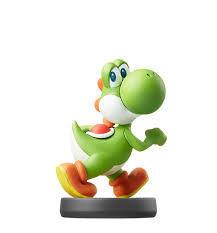 Nintendo Yoshi Amiibo Figure