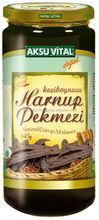 Algarrobo Harnup jarabe Pekmez 645 gr frasco de vidrio de algarrobo concentrado para arterial deficiencia
