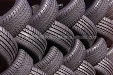 Used European tires for both cars and trucks