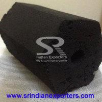 Premium Quality Grill Hexagon shape Coconut shell char Briquettes for export