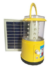Solar Lantern with Mobile Phone Charger