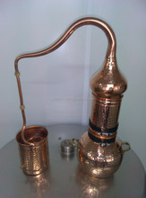 Column distillery 1 liter to 500 liters or more * Still * Alambicco * Alambique * Alembic * handmade copper
