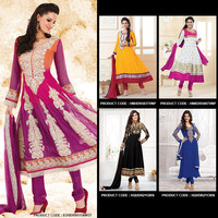Anarkali Dresses/Wholesale Anarkali Suits/Frock Suits For Women