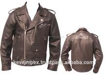 Carreras de motos de cuero chaquetas / bikers jacket, 2015