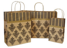 Custom hot sale Kraft paper bag /shopping paper bag / craft paper bag with factory price