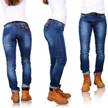 Women Denim Jeans Slim Fit D' Sema Fashion 002 Turkish Manufactured B2B High Quality Jeans for Wholesales