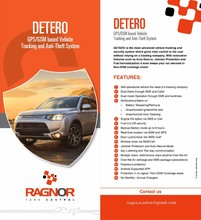 DETERO- Vehicle Tracking and Anti-Theft System
