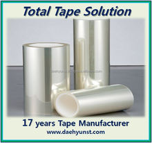 Anti-finger(AF) treatment added protection film/tape for mobile phone accessory