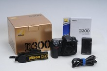 Original Sales For New Nikon D300 12.3 MP Digital SLR Camera