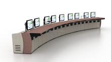 ERA Control Room Console (Model - 3)