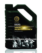 Well Lube Performance Engine Oil