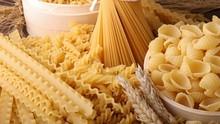 Organic gluten free soybean spaghetti macaroni long pasta